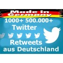 Buy Germany Twitter Retweets