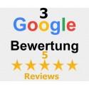Buy 3 Google 5 Star Reviews