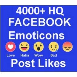 Buy Facebook emoticons likes