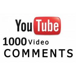 YouTube Benutzerdefinierte Kommentare kaufen