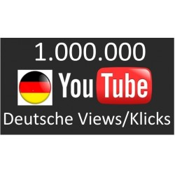 Deutsche Youtube Views kaufen
