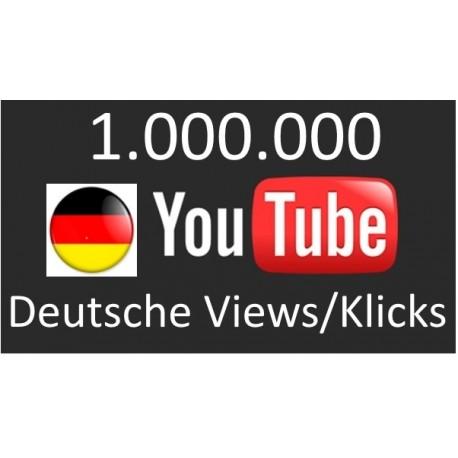 Buy German Youtube Views