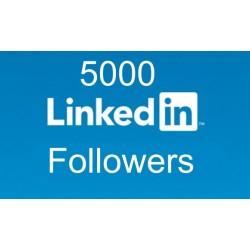Buy LinkedIn Fallowers