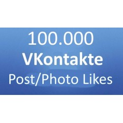 VKontakte Post/Photo Likes kaufen