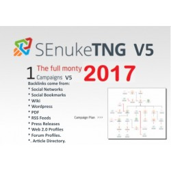 Backlink Senuke Tng Full Monty Template V5 2017