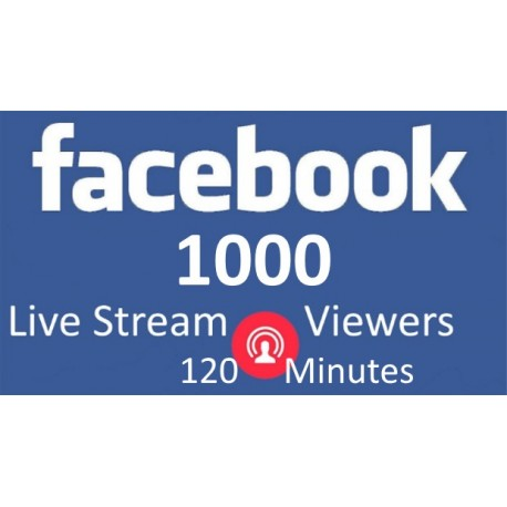 Facebook Live Stream Zuschauer Kaufen