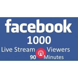 Buy Facebook Live Stream Views