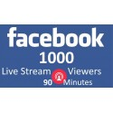 Buy Cheap Facebook Live Stream Viewers