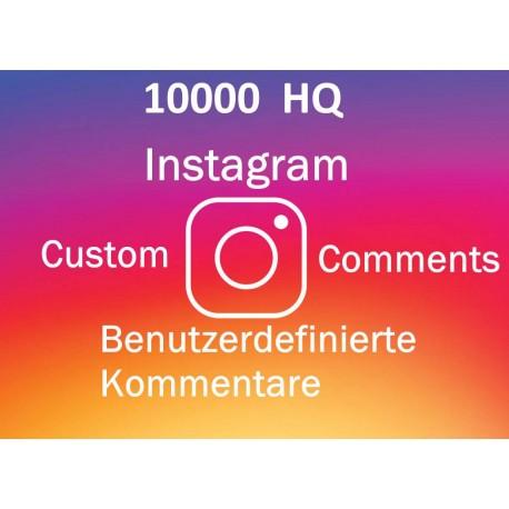 Buy Instagram comments Emoji