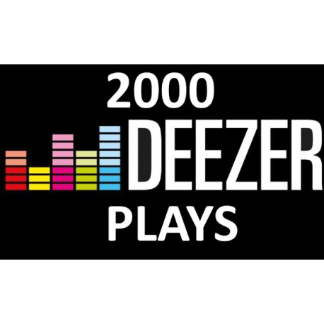 Buy Deezer Plays