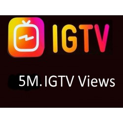 Buy Instagram IGTV TV Views