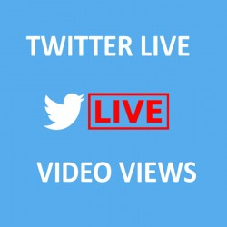 Buy Twitter Live Views Viewers