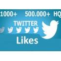 Twitter Likes kaufen