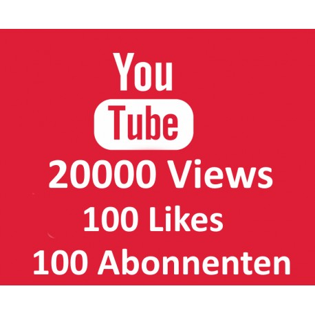 YOUTUBE Views Kaufen