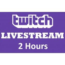 Buy Twitch Live stream Views