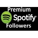 Buy Spotify premium Artist or Playlist Followers