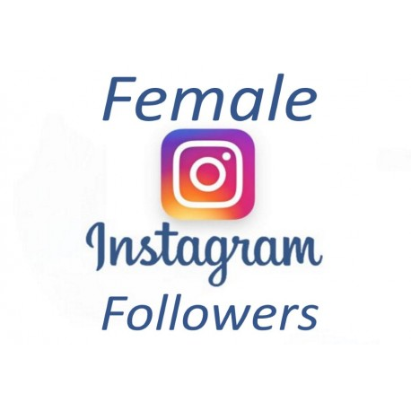 Buy Female Instagram Follower