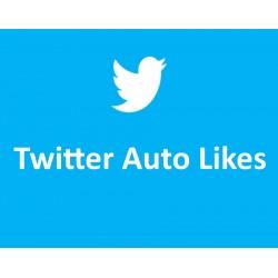 Buy Twitter Auto Likes