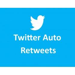 Buy Twitter Auto Retweets