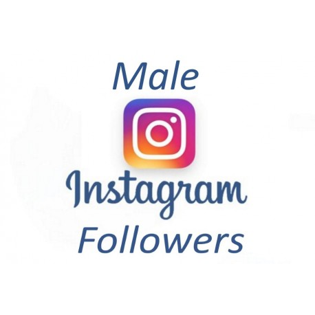 Buy Male Instagram Follower
