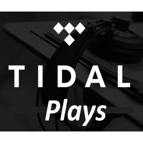 Tidal Plays Kaufen