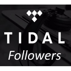 Buy Tidal Followers
