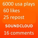 SOUNDCLOUD PLAYS LIKE REPOST KOMMENTARE