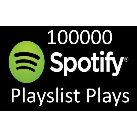Spotify Playlist plays Kaufen