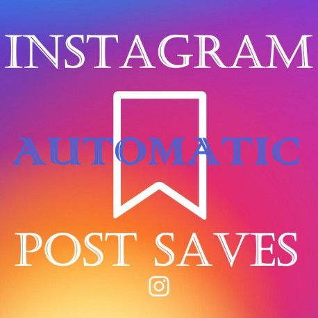 Instagram Automatic Saves kaufen