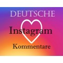 Deutsche Instagram Kommentare Kaufen