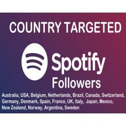Spotify Länder Followers Kaufen