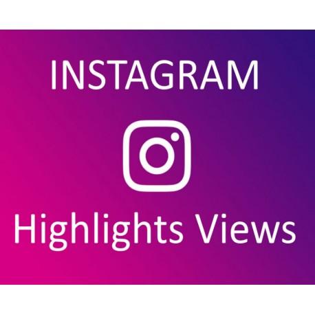 Instagram Highlights Views Kaufen