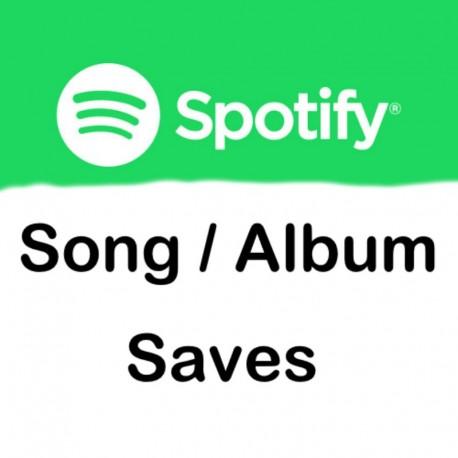 Spotify Saves Kaufen