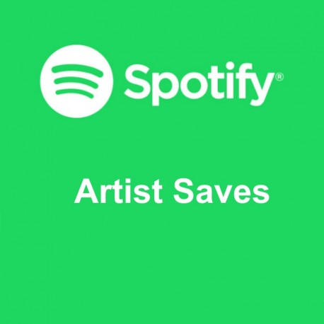 Spotify Artits Saves Kaufen
