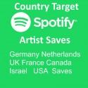 Länder-Spotify Artist Saves Kaufen