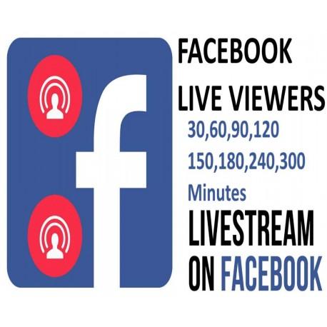 Buy Facebook Live Viewers