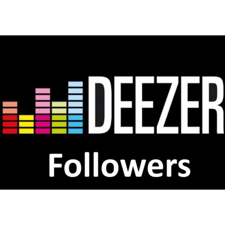 Deezer Followers Kaufen