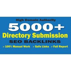 5000 Backlinks Webkataloge und Verzeichnisse von PR1 bis PR9