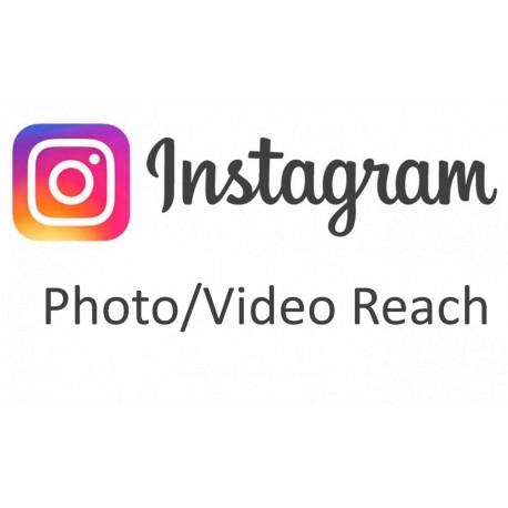 Buy Instagram Photo/Video Reach