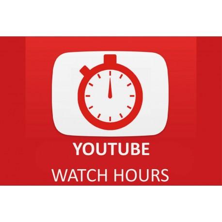 Buy YouTube Watchtime