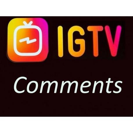 IGTV Kommentare Kaufen