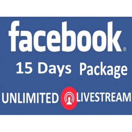 Buy Facebook Live Viewers 15 Days Automatic Viewers