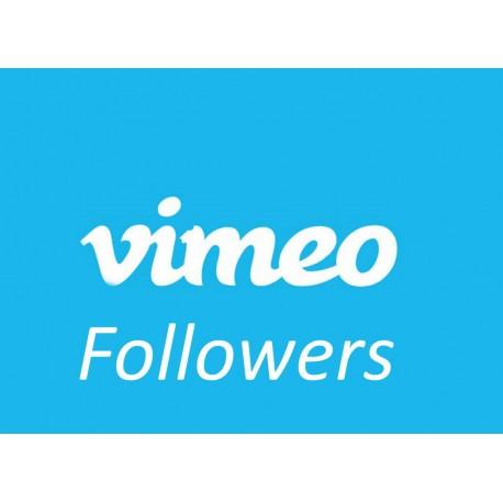 Vimeo Followers Kaufen