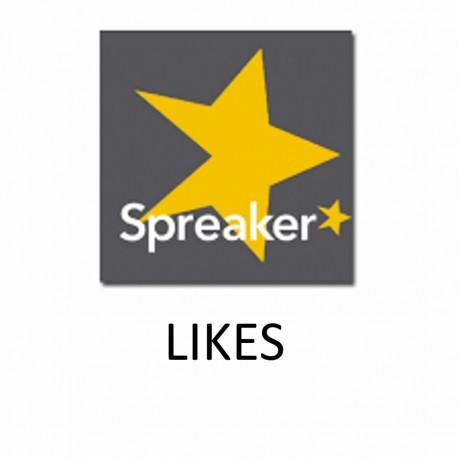 Buy Spreaker Likes