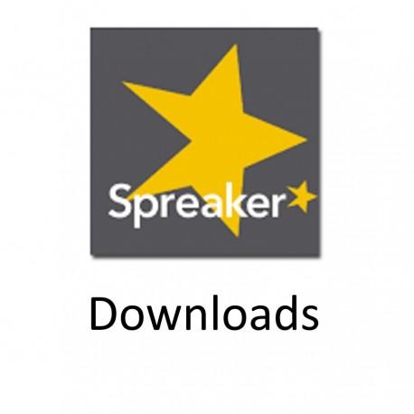 Buy Spreaker Downloads