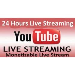 YouTube Live Stream Views 24 Stunden Kaufen