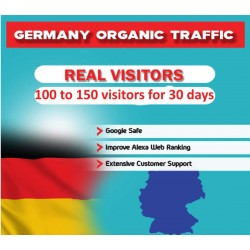 BUY Germany TRAFFIC 30 DAY
