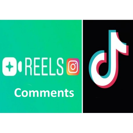 Instagram reel Kommentare