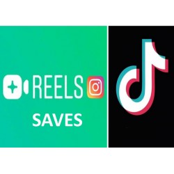 Instagram reel Saves