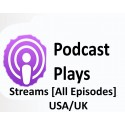 Buy Itunes Podcast Plays